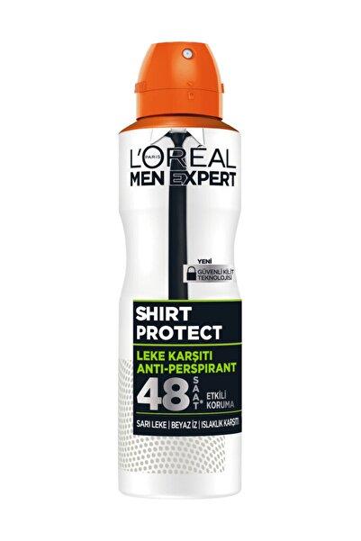 L'Oreal Paris Men Shirt Protect Sprey Deodorant 150 Ml
