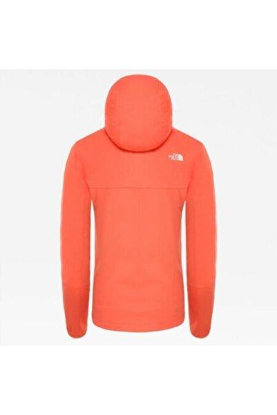 THE NORTH FACE Kadın Turuncu Sweatshirt