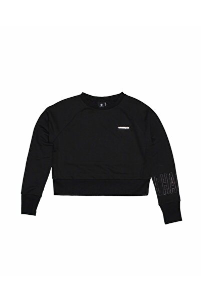 lumberjack Unisex Siyah Sweatshirt