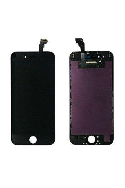 OEM Iphone 6 Siyah Lcd Ekran