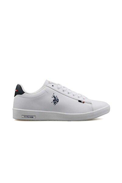 U.S. Polo Assn. Kadın Beyaz Ayakkabı