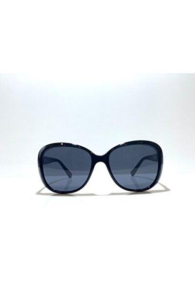 YANKS Siyah Kemik Çerçeveli Bayan Gözlük