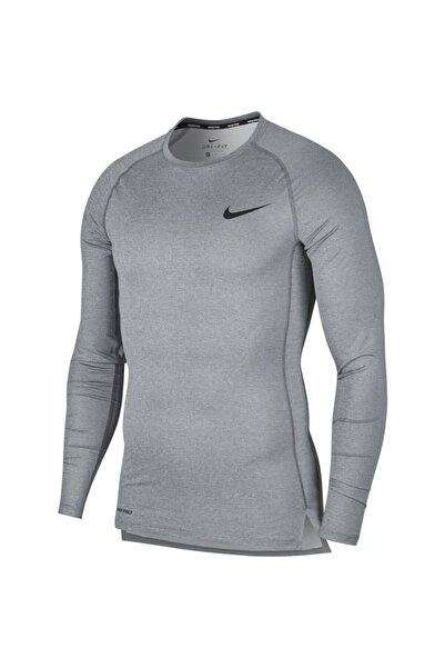 Nike Erkek Gri Mens Homme T-Shirt