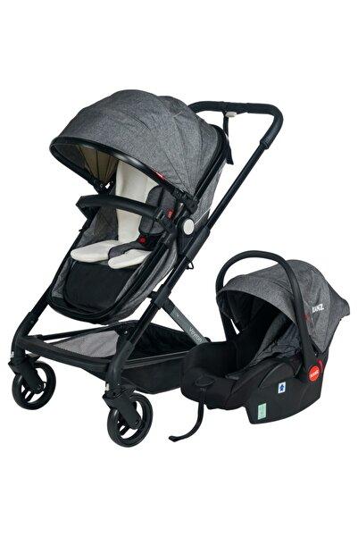 Kanz 4016veyron Travel Sistem Bebek Arabası Yeşil