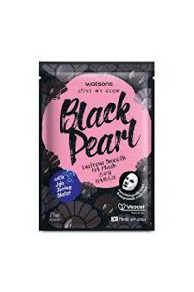Watsons Black Pearl Pürüzsüzleştirici Maske