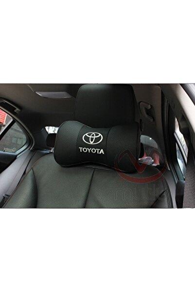MOPS Toyota Corolla 2013-2018 Lüks Deri Boyun Yastığı