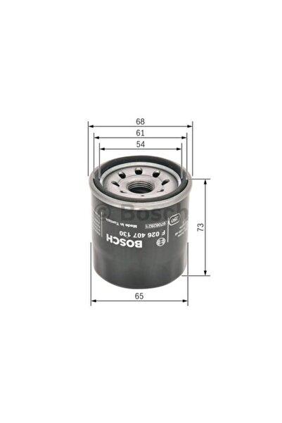Bosch Yag Filtresı Chevrolet Spark-aveo 1.2-1.0