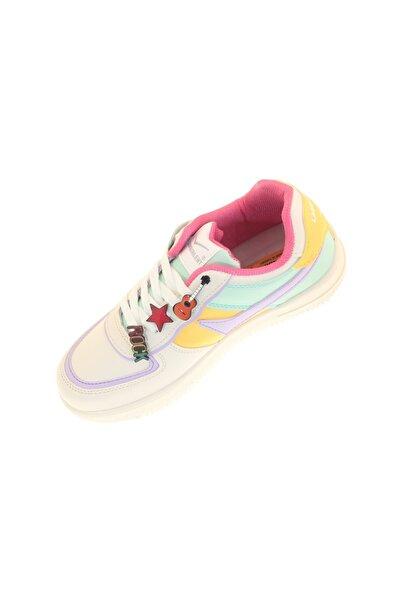 Kadın Karışık Renkli Sneaker