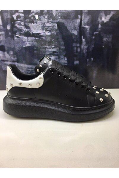 ALEXANDER MCQUEEN Erkek Siyah  Ayakkabı