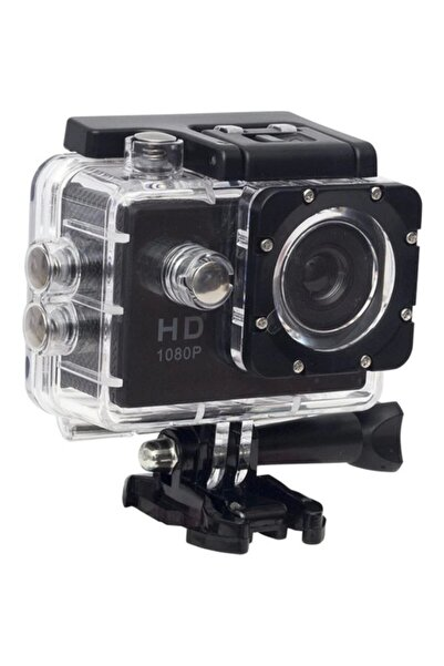 ACTION Sports 1080p Full Hd Su Geçirmez Aksiyon Kamerası