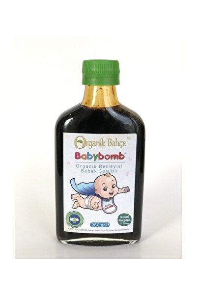 Organik Bahçe Babybomb Organik Besleyici Bebek Şurubu