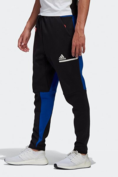 adidas Erkek  Siyah Zne Pant Gm6544 Pantolon
