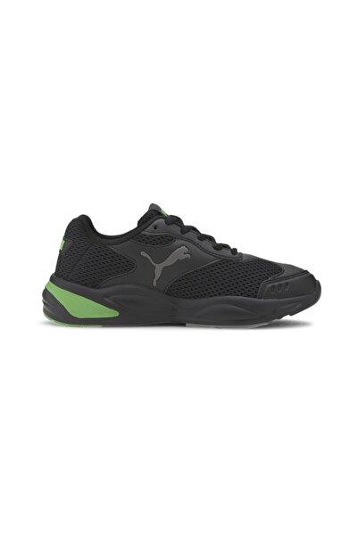 Puma Kadın Siyah 90s Runner Mesh Jr  Ayakkabı 37292605