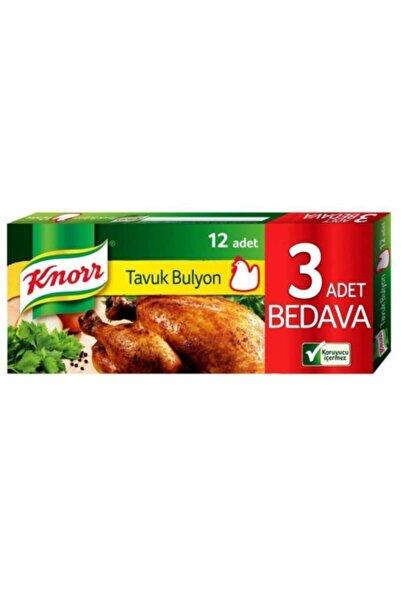Knorr Tavuk Bulyon 12'li 120 gr 48'li