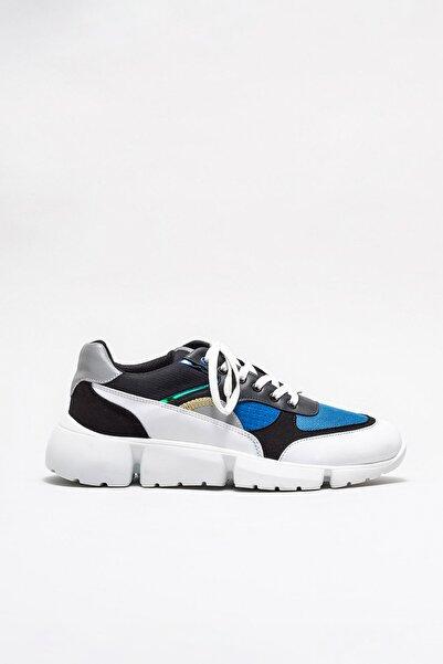 Elle Shoes PUTNAM Mavi ErkekSneaker
