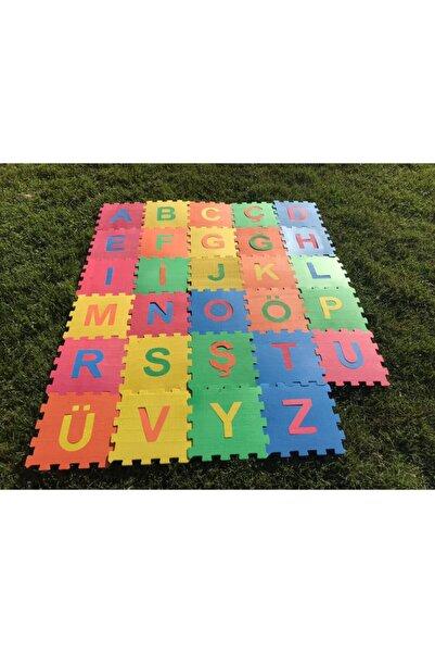 ZK Toys Türkçe Alfabe Eva Yer Matı Puzzle 33x33