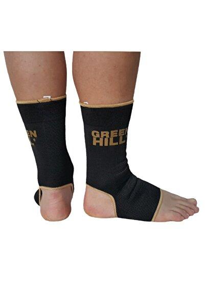 Green Hill Unisex Siyah  Boks Çorabı, Muay Thai Ayak Bilekliği Anklet Çorap