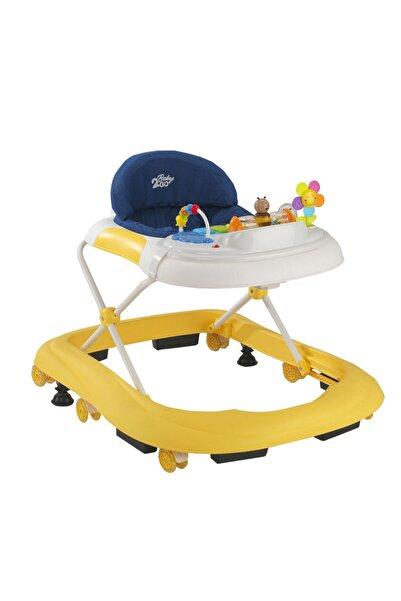 MAYA BABY Baby2go 2083 Happy Lüks Yürüteç Sarı