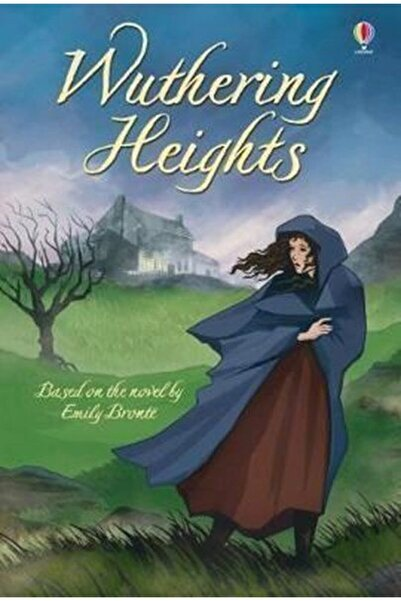 Usborne Wuthering Heights (young Reading Series 4 Fiction) (young Reading Plus) Emily Bronte
