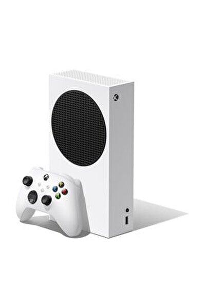 Xbox Series S 512 GB Oyun Konsolu - Beyaz (Microsoft TR Garantili)