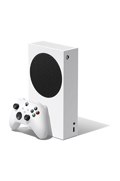 MICROSOFT Xbox Series S 512 GB Oyun Konsolu - Beyaz