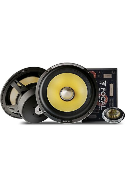 Focal K2power Es165kx2 16.5 Cm 240 Watt Oto Mid Tiz Takımı