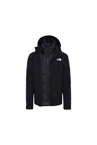 THE NORTH FACE KADIN SİYAH MOUNTAIN LIGHT FUTURELIGHT™ TRICLIMATE® MONT NF0A4P7FKX71