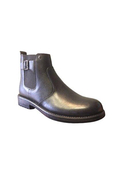 MP Erkek Siyah Çizme