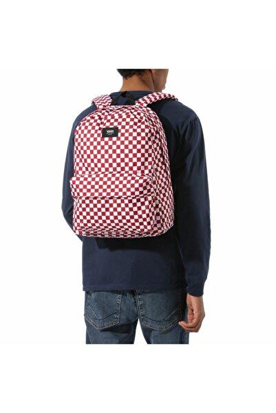 Vans Erkek Kırmızı Old Skool Iıı Backpack Sırt Çantası Vn0a3ı6r9761