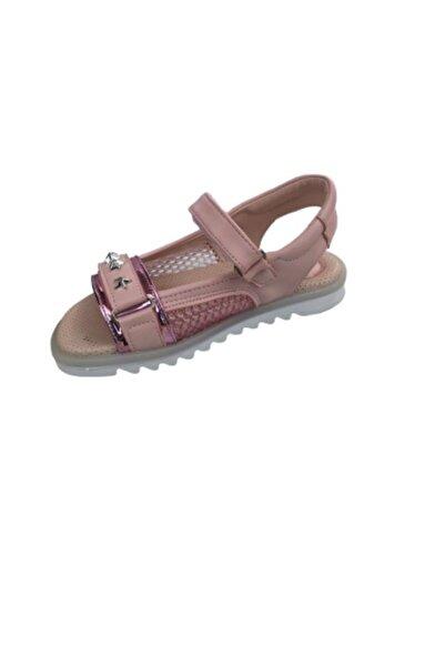 Minican Patik 27542 Pudra Ortopedik Kız Sandalet