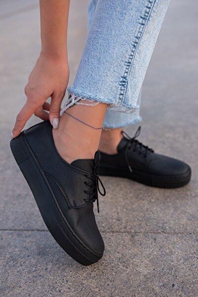 Chekich Ch005 St Kadın Ayakkabı Sıyah