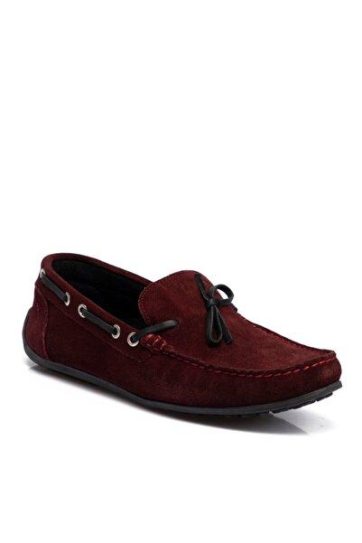 Tergan Erkek Bordo Deri Ayakkabı 54331f90