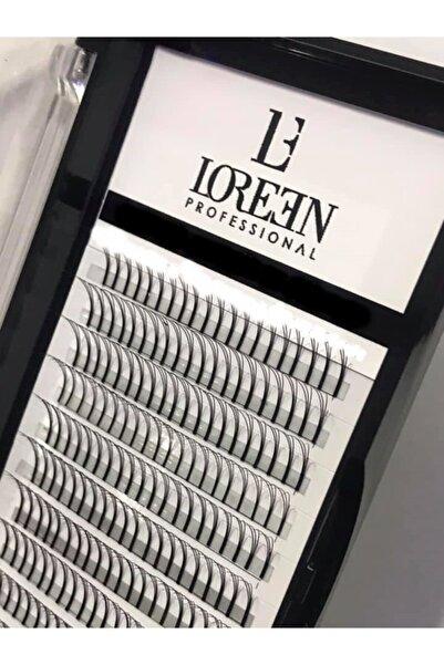 Loreen Professional 3d Ipek Kirpik D Kıvrım 0.07 Kalınlık 13 mm Uzunluk