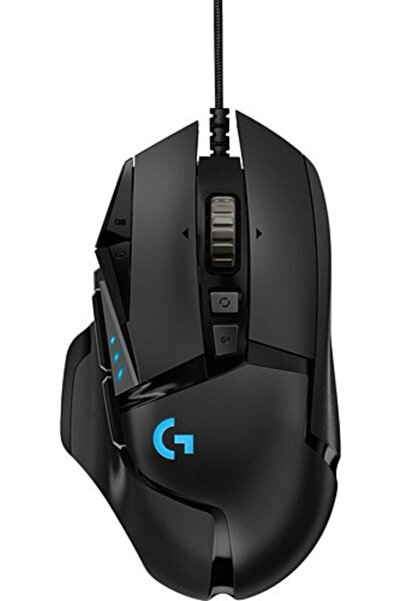 logitech G502 Hero Kablolu Gamıng RGB Oyuncu Mouse