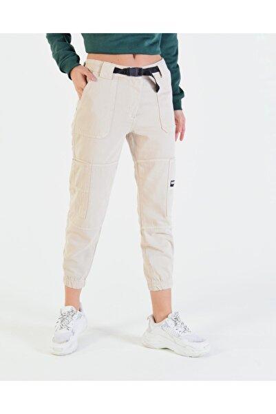 Vision Kadın Cep Detaylı Kargo Pantolon
