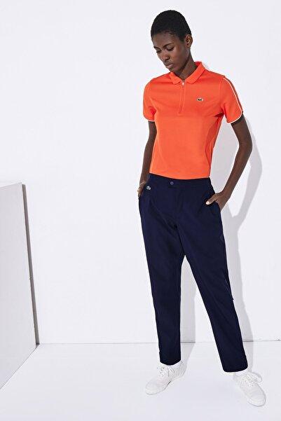 Lacoste Sport Kadın Lacivert - Beyaz Pantolon HF2522