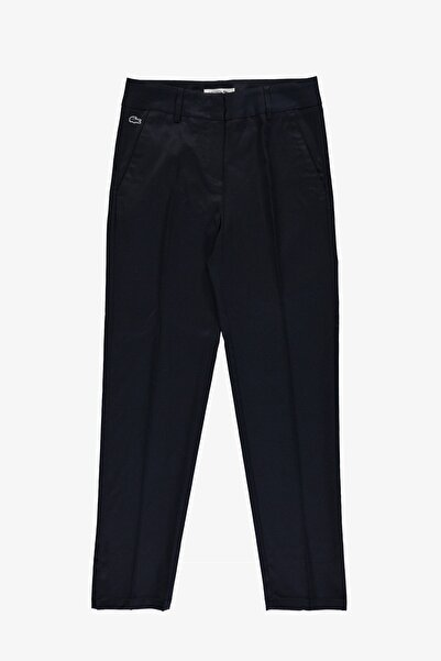Lacoste Kadın Lacivert Pantolon HF2107