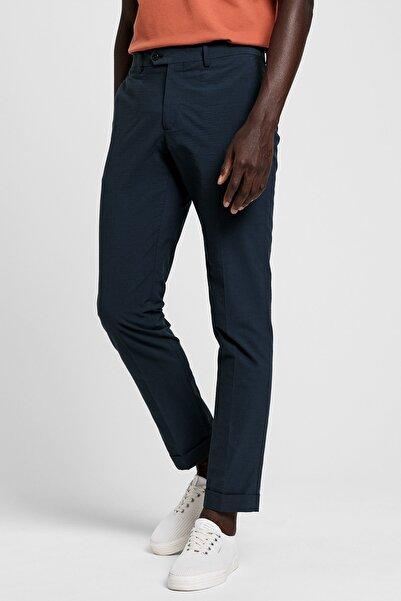Gant Erkek Mavi Slim Fit Chino Pantolon 1505067