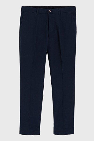 Gant Erkek Lacivert Slim Fit Pantolon 1505039