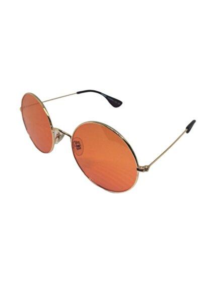 INFINITY Kadın Kahverengi Yuvarlak  Güneş Gözlüğü