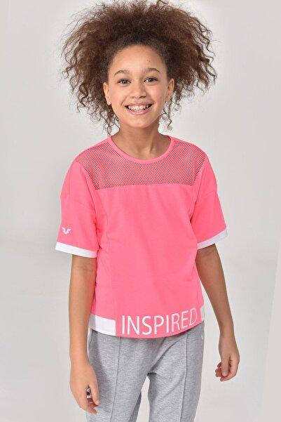 bilcee Pembe Kız Çocuk T-Shirt GS-8193