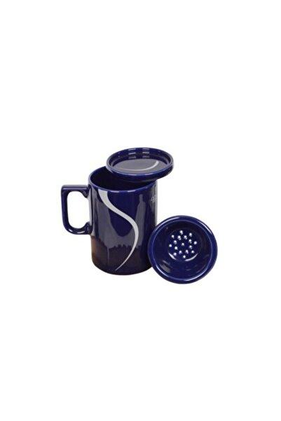 Kütahya Porselen Bitki Çayı Kupası 1 Adet 3 Parça 250 ml