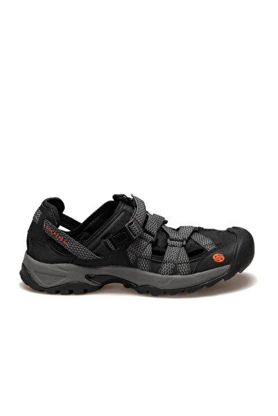 Dockers Erkek Siyah Confort Casual Günlük Sandalet