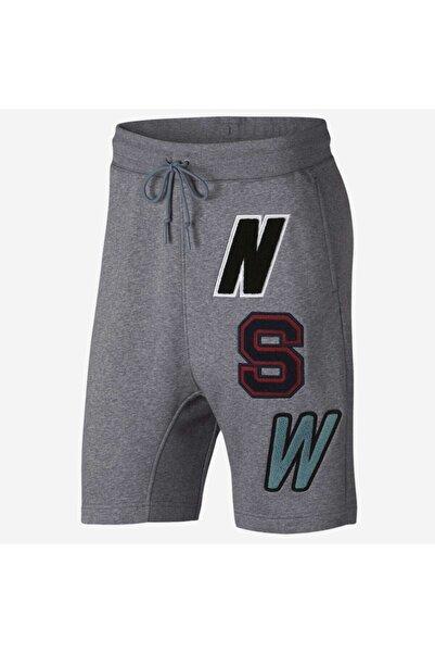 Nike Szorty Sportswear Nsw Fleece - 930248-091