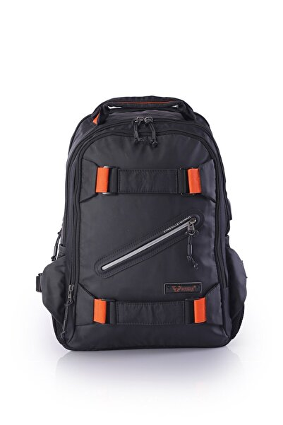YOUNG Unisex  Usb Girişli Laptop Sırt Çantası 51311