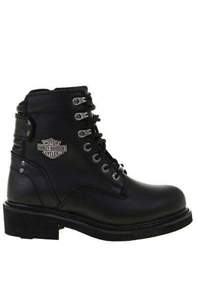 Harley Davidson Siyah Kadın Bot & Bootie 504850816