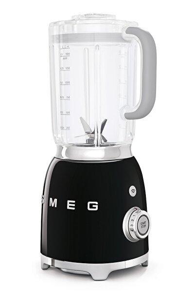 SMEG Siyah 50's Retro Style Blender  Blf01bleu
