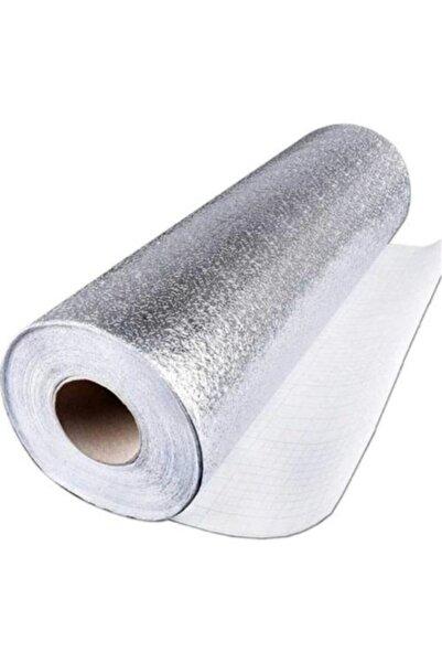 YeniTasarım Raf Ve Dolap Içi Tezgah Üstü Yapışkanlı Alüminyum Folyo 40 Cm 10 Metre