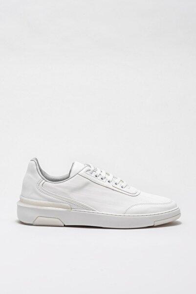 Elle Shoes Erkek Desean Beyaz Casual Ayakkabı 20KTA878-1