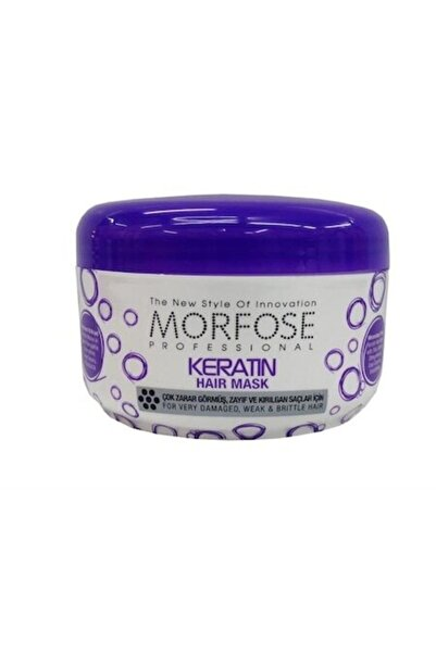 Morfose Professional Saç Maskesi Keratin (hair Mask) 500 Ml.